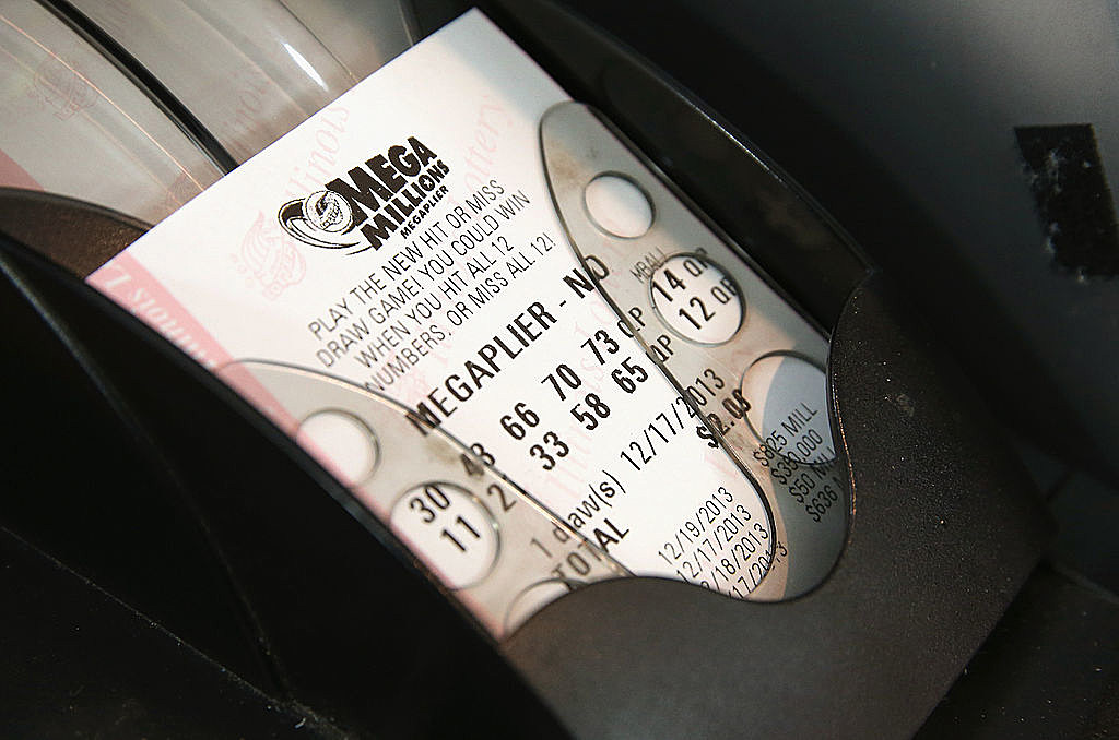 Mega Millions Lottery Jackpot Rises Past $600 Million